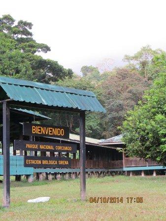 Sirena Ranger Station: Sirena