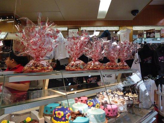 Doces da Carlo's Bakery