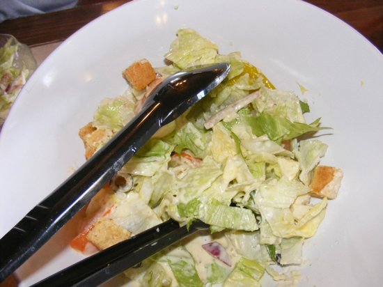 The Union Hotel: Salad