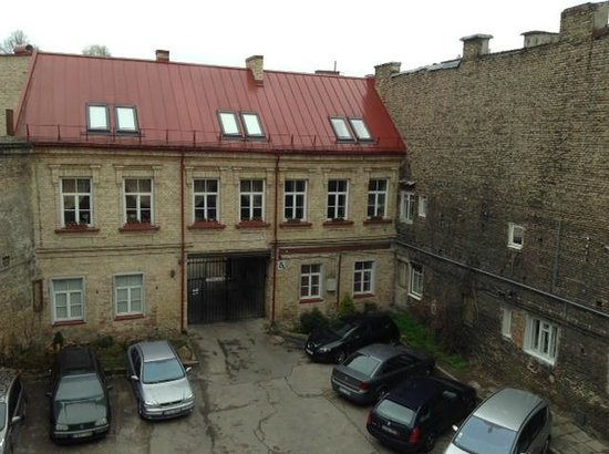 Ivolita Vilnius Hotel: WIEW FROM MY ROOM