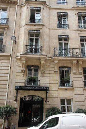 Hotel Francois 1er: Francois 1er