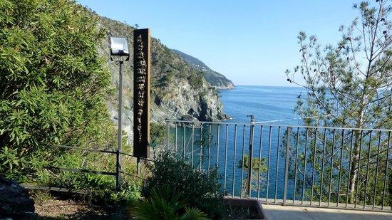 La Francesca : View