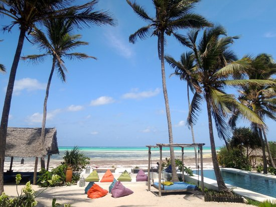Upendo Zanzibar: Pool Area