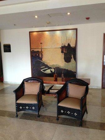 Fiesta Inn Veracruz Malecon: main entrance to hotel