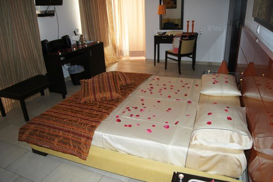 Adamant Suites: The Opal Suite Decorated