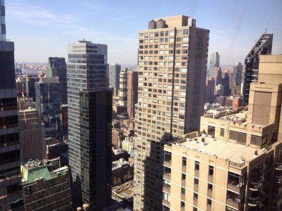 Crowne Plaza Times Square Manhattan: vista desde la hab. 4418