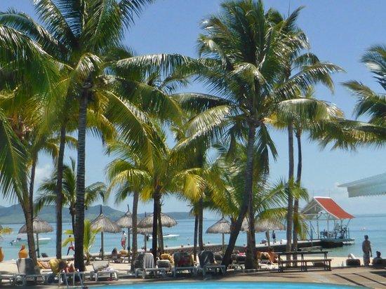 Preskil Beach Resort: la plage