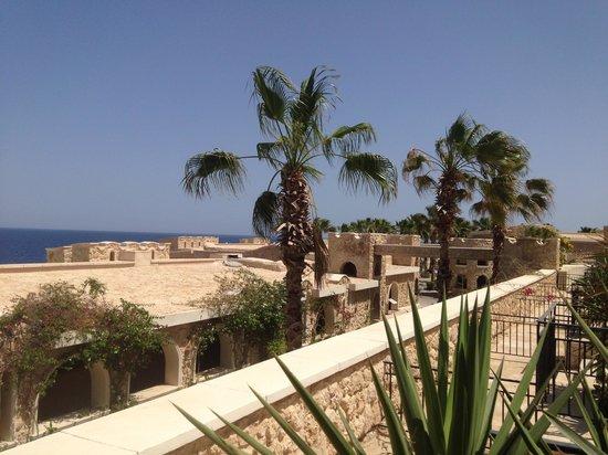 Citadel Azur Resort: Vue de la chambre