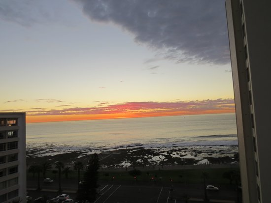 Premier Hotel Cape Town: A room with a view