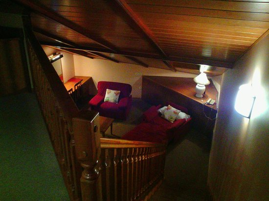 Gran Hotel Benasque: Duplex