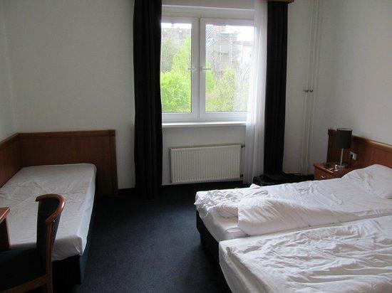 Novum Hotel Aldea Berlin Zentrum: My room