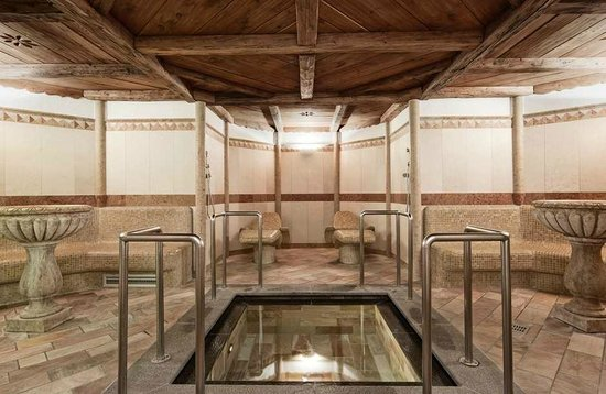 Eghes Wellness Center: Laconicum - Bagno romano