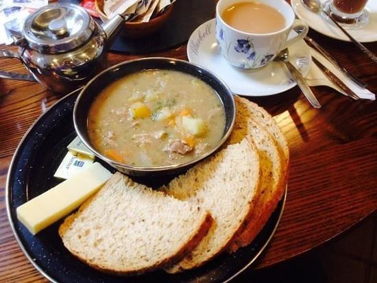 Old Schoolhouse Tearoom: Tinmans Stew....devine :-)