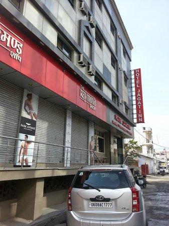 Hotel Jagat Inn