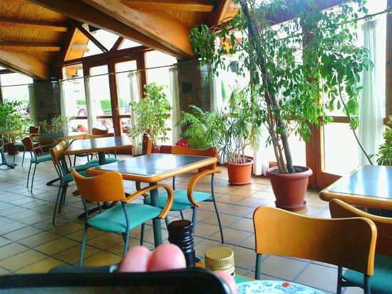 Gran Hotel Benasque: Cafetería