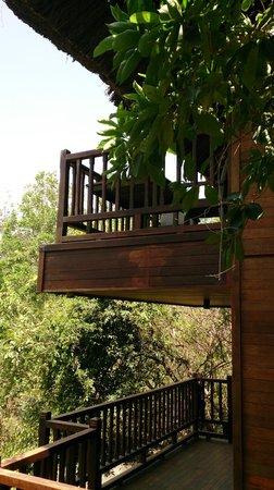 L'Alyana Villas Ninh Van Bay: hill rock villa 29 bedroom balcony