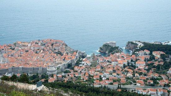 Funiculaire de Dubrovnik : Dubrovnik Old Town