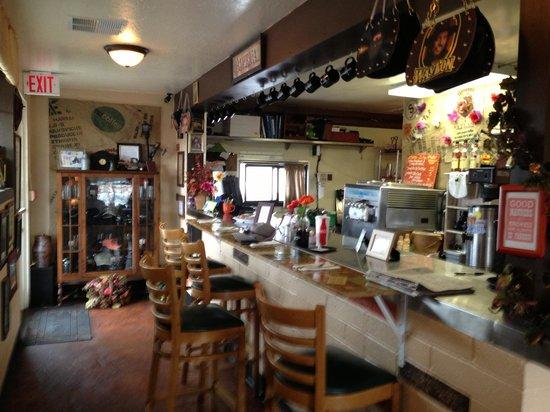 Little City Grille : le bar