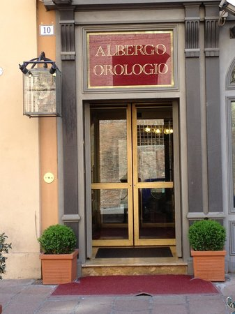 Art Hotel Orologio : fachada