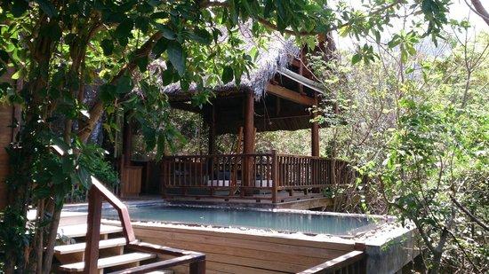 L'Alyana Villas Ninh Van Bay: hill rock villa 29 sala