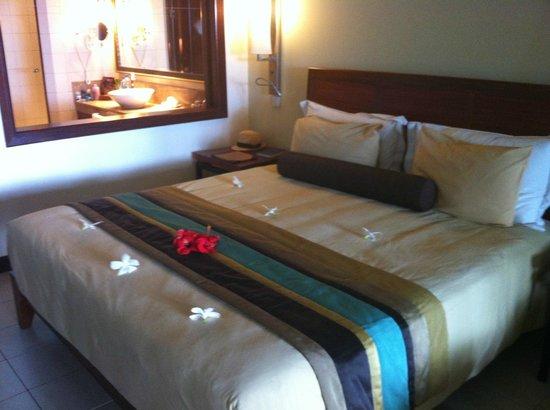 Constance Belle Mare Plage: Room:)