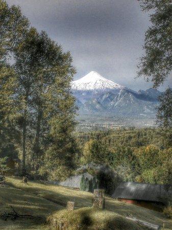 Mirador los Volcanes: Nuevo dia