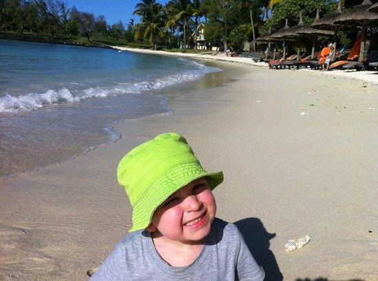 Constance Belle Mare Plage: beach...Love it:*