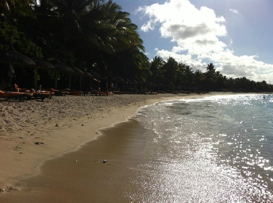 Constance Belle Mare Plage: Beach:)