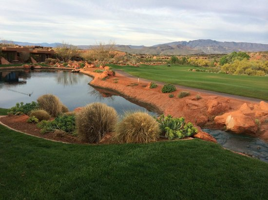 The Inn at Entrada: View from Room
