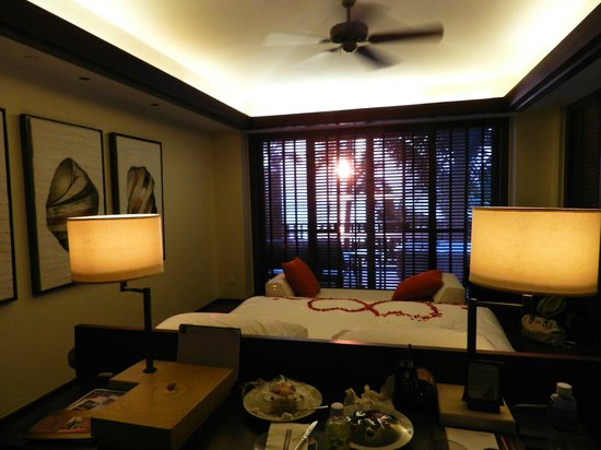 Centara Grand Beach Resort & Villas Krabi : room
