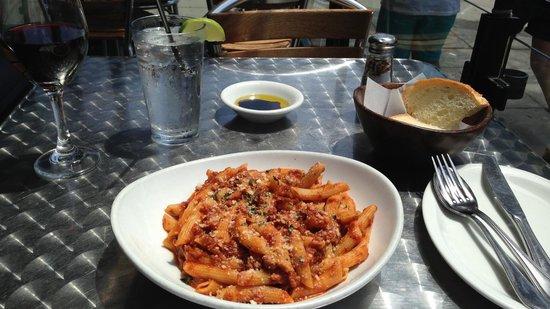 Bencotto Italian Kitchen: penne bolognèse