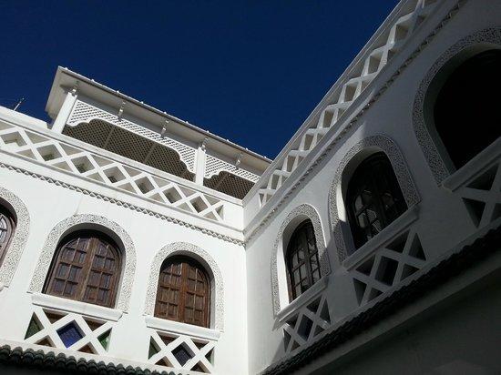 Riad Palais des Princesses : Vista de fora