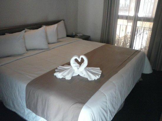 Hotel Guanajuato: Habitación estándar con cama King size