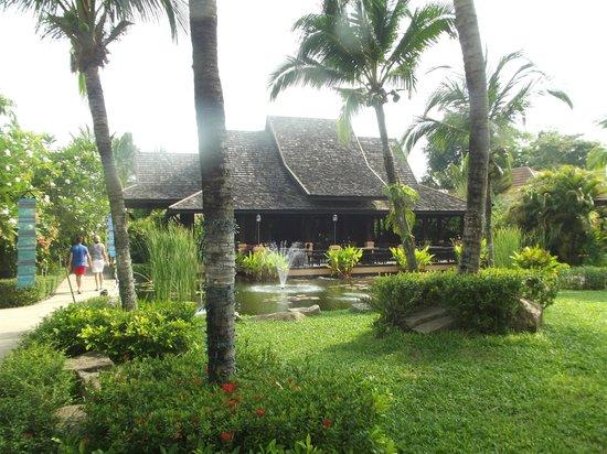 Bo Phut Resort & Spa: Le restaurant de spécialités thaïlandaises