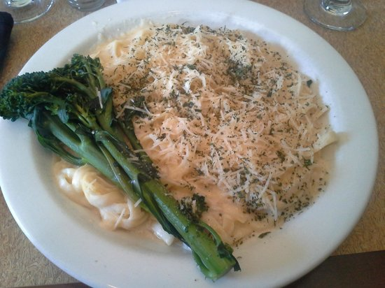 President Abraham Lincoln Springfield - a DoubleTree by Hilton Hotel: Chicken Fettuccini