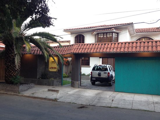 La tua casa hotel boutique cochabamba bolivia hotel for Costruisci la tua casa personalizzata