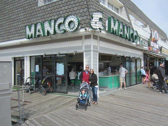 Manco & Manco Pizza: April 2014 Visit