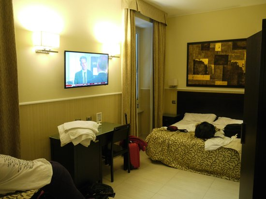 Yes Hotel: our room