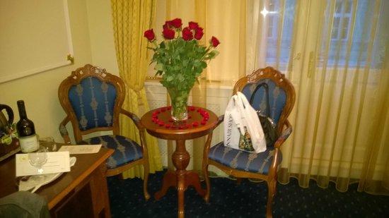 Hotel General: Roses