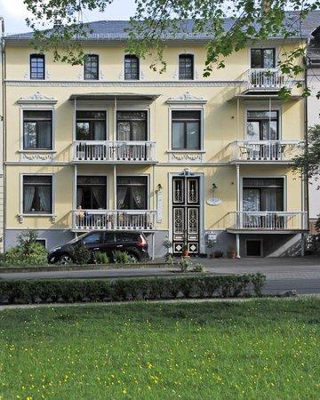Hotel Villa Kisseleff: Aussenansicht