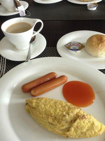 VIE Hotel Bangkok, MGallery by Sofitel: My Breakfast Menu