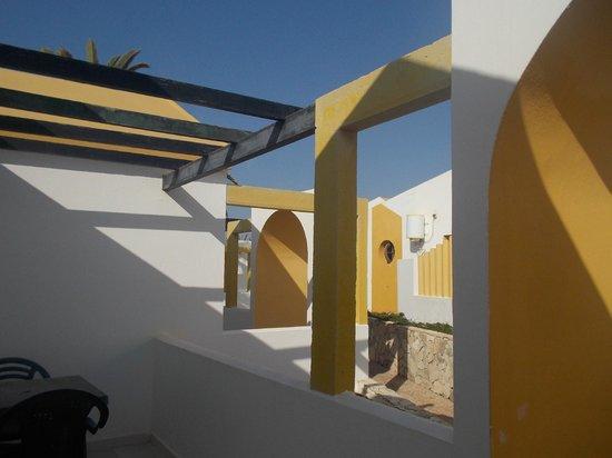 Club Caleta Dorada: vue de l'entrée