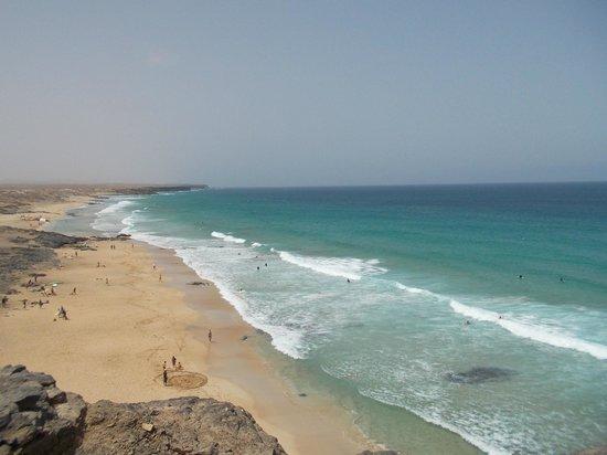 Club Caleta Dorada: plage au nord del'ile