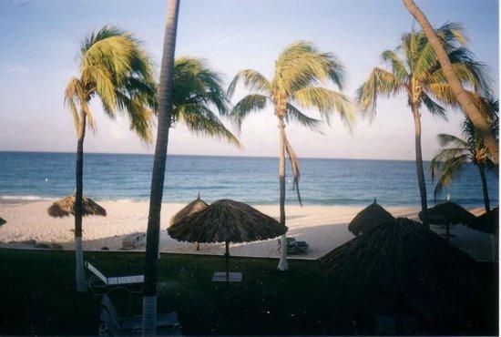 Divi Aruba: Hotel Balcony Shot