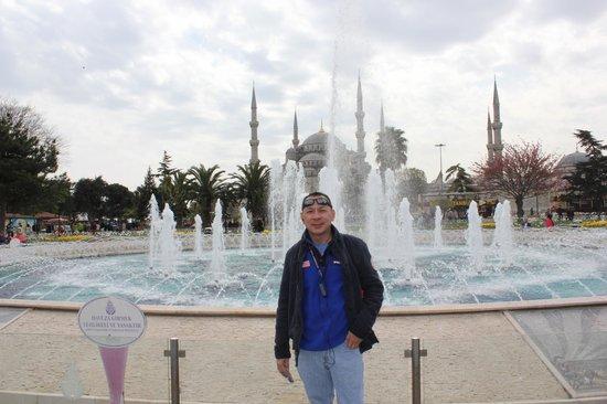 Troy Tours : Blue Mosque Hipprodrome ISTANBUL TURKEY