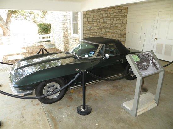 Lyndon B. Johnson National Historical Park : Luci's 18th birthday present