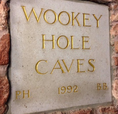 Wookey Hole Caves : Wookey Hall Caves