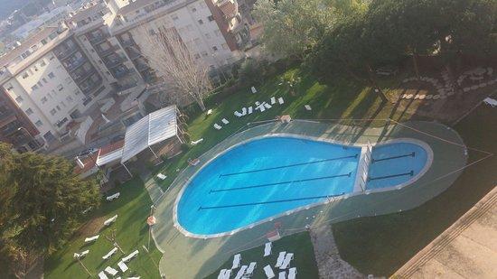 Hotel Samba: Pool..