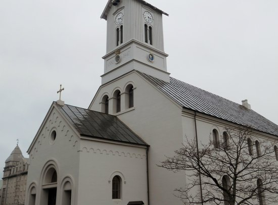 Domkirkjan (Lutheran cathedral near parliament building)