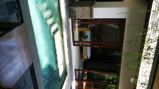 De Uma Lokha Luxury Villas and Spa: Private Pool